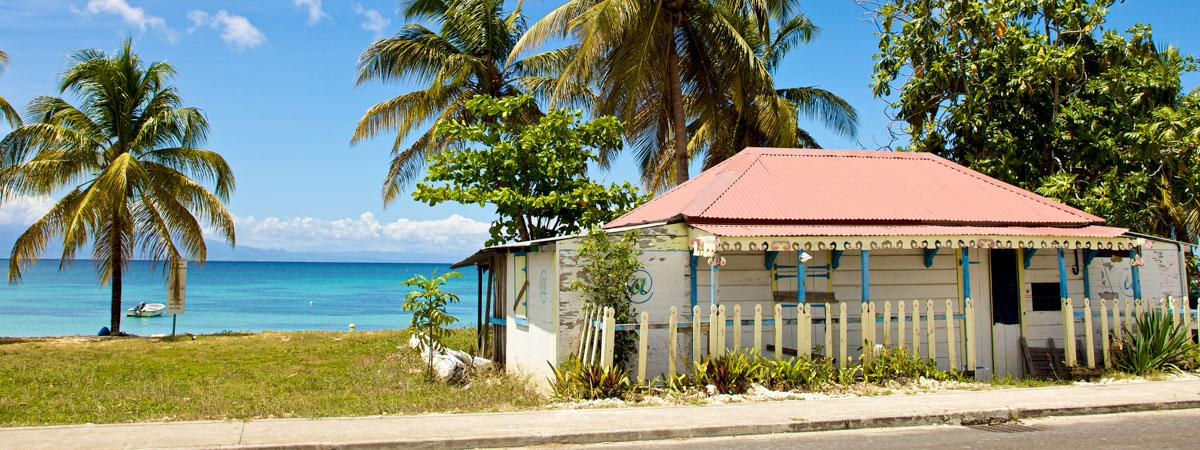 Les lieux incontournables de l'île de Marie-Galante