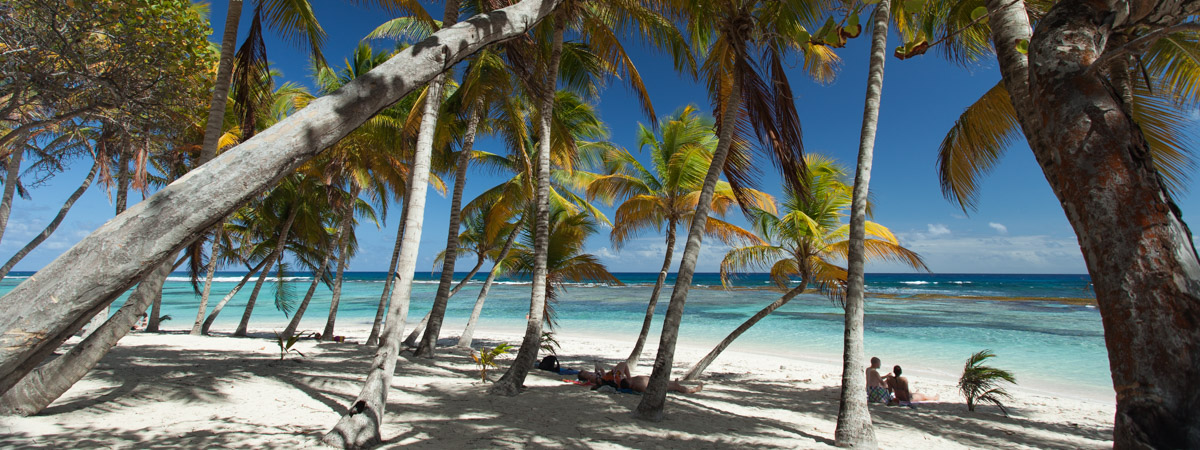 Les plus belles plages de Marie Galante